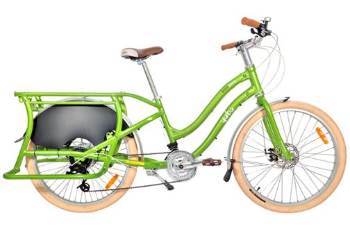 Boda Boda V3 Green