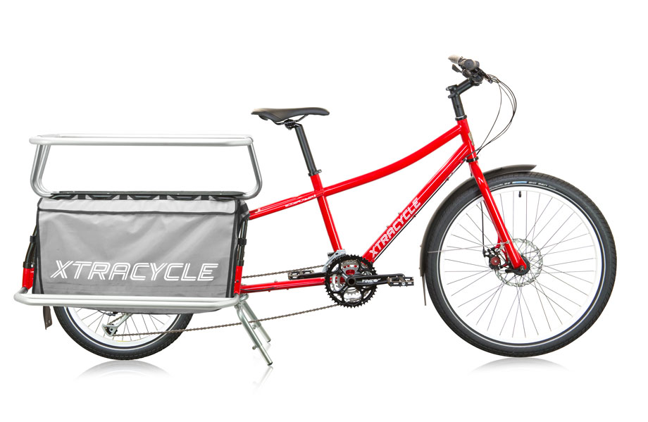 Xtracycle Edgerunner 27D Red