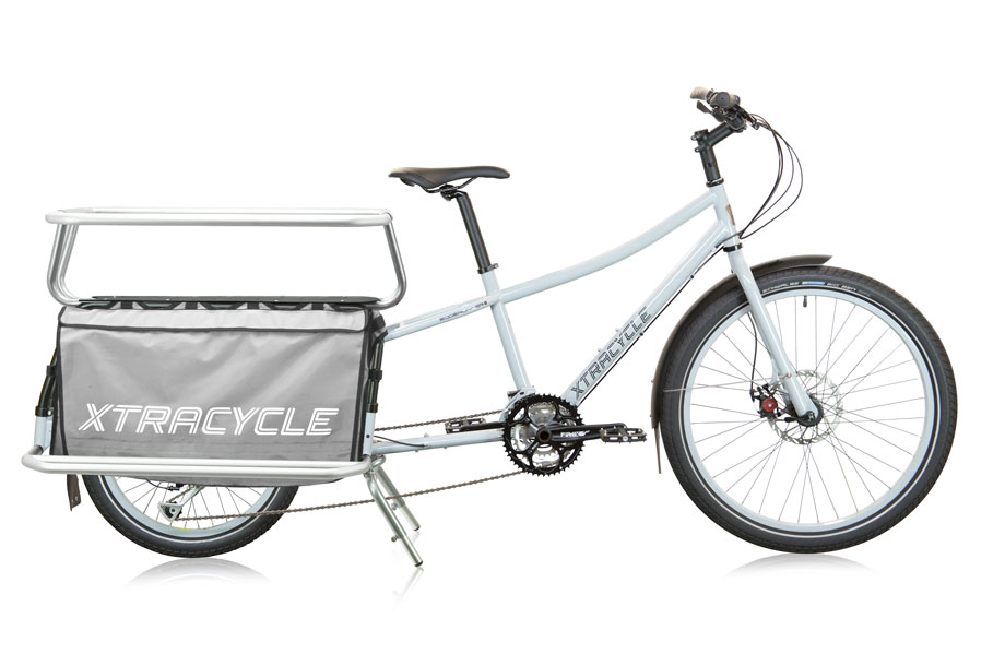 Xtracycle Edgerunner 27D Gray