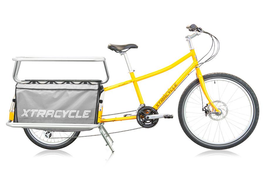 Xtracycle Edgerunner 24D orange