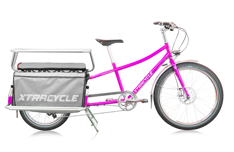 Xtracycle Edgerunner 11i Pink