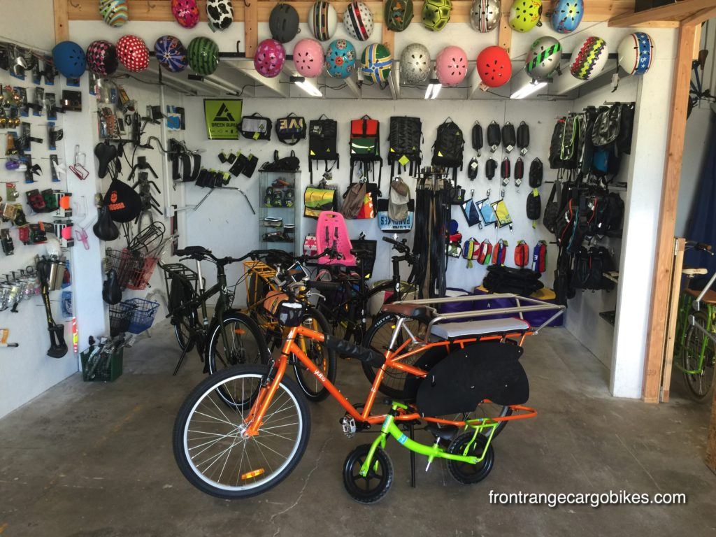 Yuba Bicycles