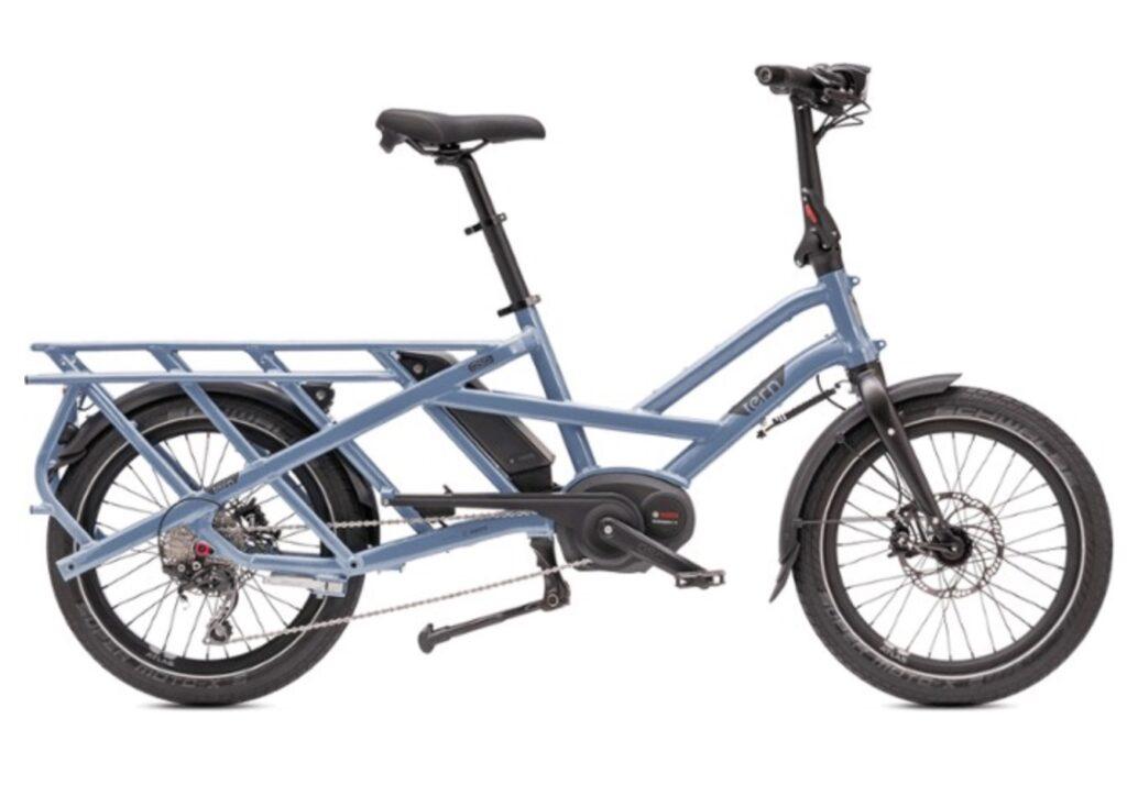 Tern GSD Demo bicycle Boulder, CO cargo bike